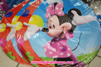 BALLOON (FOIL, 10s): MINNIE MOUSE