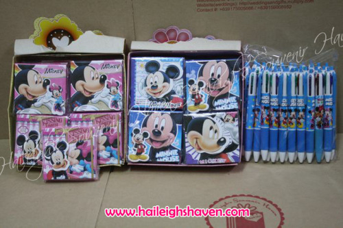 Mickey Mouse and Friends Memo Pads
