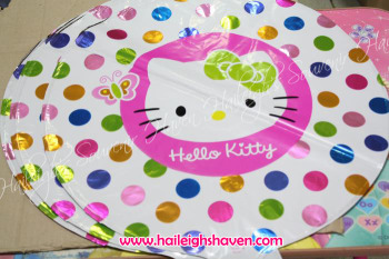 BALLOON (FOIL, 10s): HELLO KITTY
