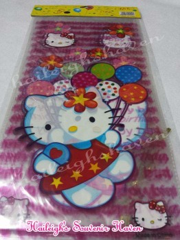 LOOT BAGS (LONG, NO HANDLE): HELLO KITTY