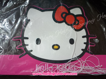 PARTY HATS (Die-Cut, 10s): HELLO KITTY