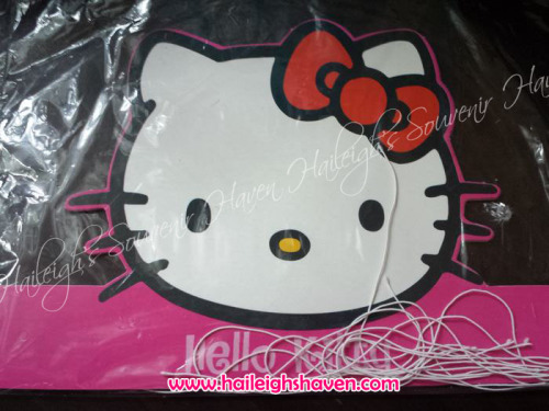 Hello Kitty Party Hats (Die-Cut)