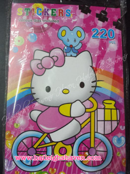 STICKER BOOK (12s): Hello Kitty