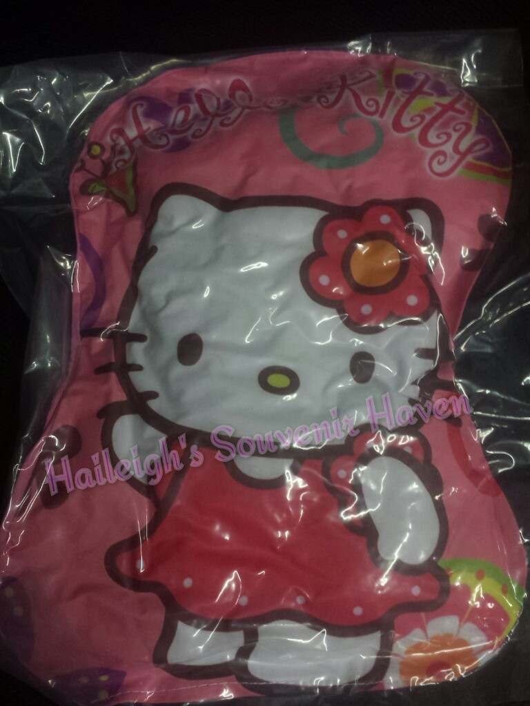 Hello Kitty Vacuum Pillow