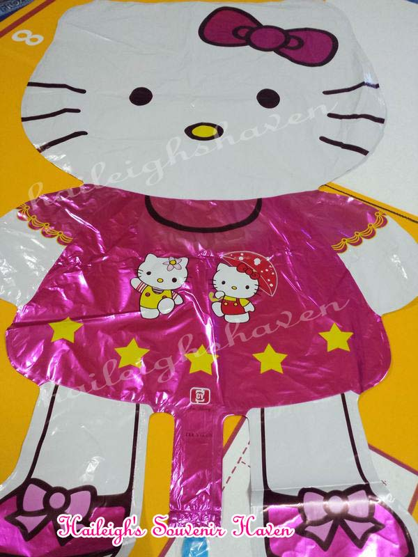 Hello Kitty Foil Balloon (Whole Body)