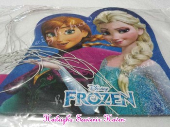 PARTY HATS (Die-Cut, 10s): DISNEY FROZEN