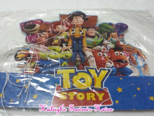 Toy Story Party Hats (Die-Cut)