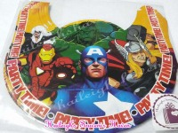 PARTY HATS (Regular, 10s): AVENGERS
