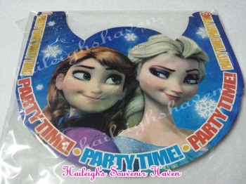 PARTY HATS (Regular, 10s): DISNEY FROZEN