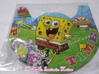 PARTY HATS (Regular, 10s): SPONGEBOB