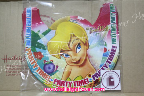 Tinkerbell Party Hats (Regular)