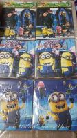 PUZZLE SET(3-IN-1): MINIONS