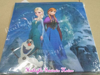 TABLE NAPKINS: DISNEY FROZEN