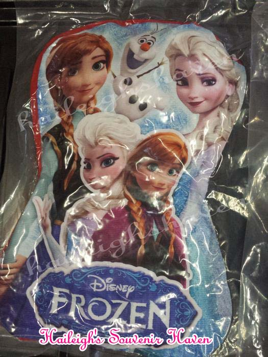 Disney Frozen Vacuum Pillow