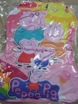 VACUUM PILLOW: PEPPA PIG