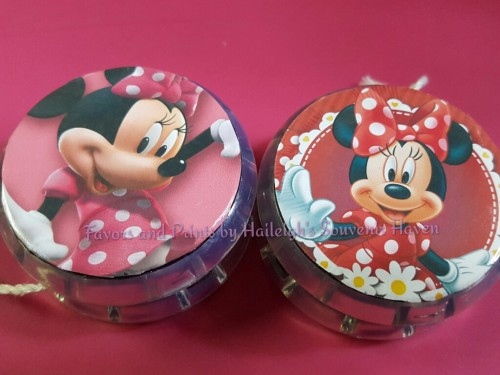 Minnie Mouse Yoyo
