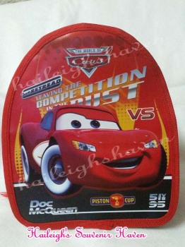 BACKPACK: DISNEY CARS (Small)