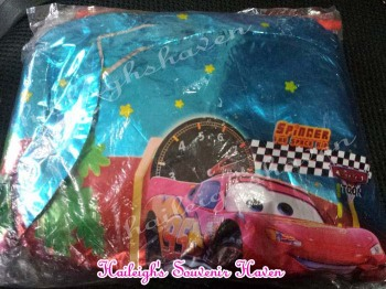 BALLOON (MINI-FOIL, 20s): DISNEY CARS