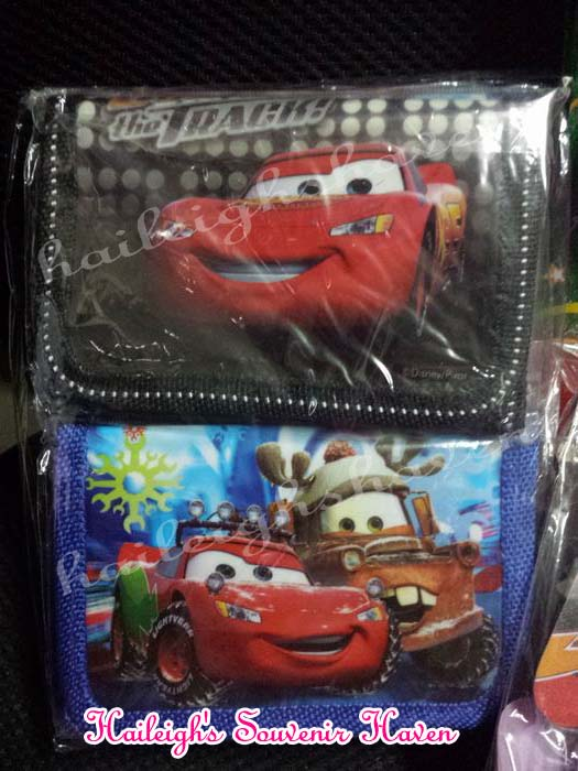 Disney Cars Wallet