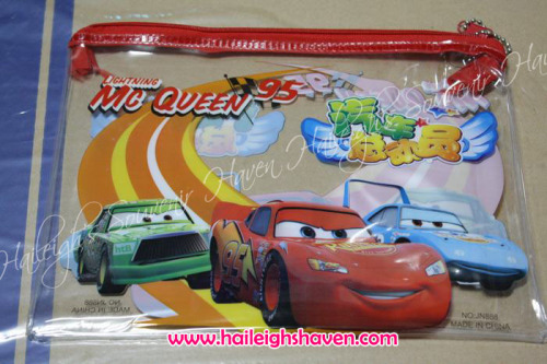 Disney Cars Pencil Case (Regular)