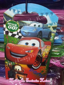 LOOT BOXES: DISNEY CARS