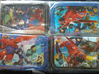 WALLET (12s): BIG HERO 6