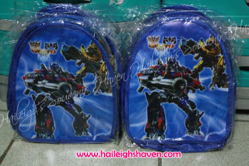 BACKPACK: TRANSFORMERS (Small)