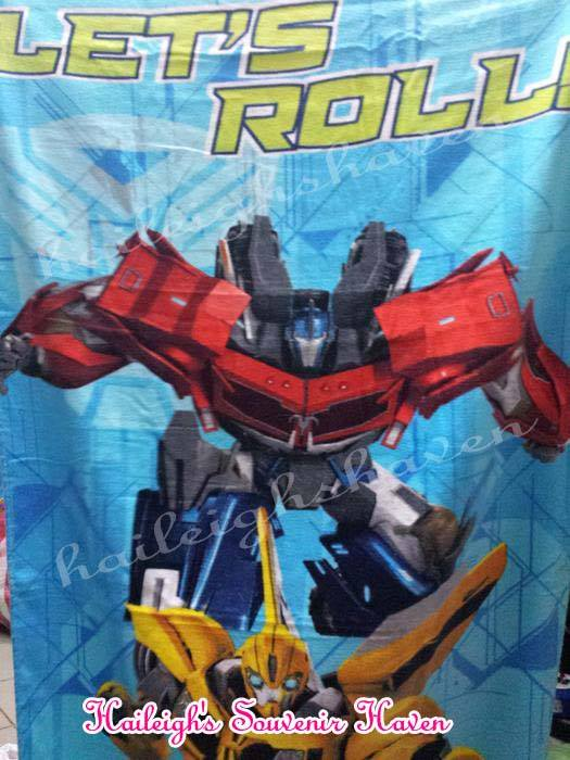 Transformers Bath Towel