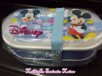 LUNCH BOX: MICKEY MOUSE  (PRE-ORDER)