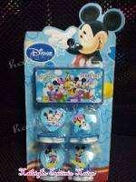 STAMP SET: MICKEY MOUSE