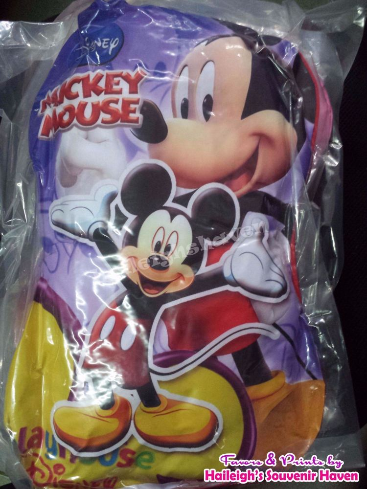 Mickey Mouse Vacuum Pillow