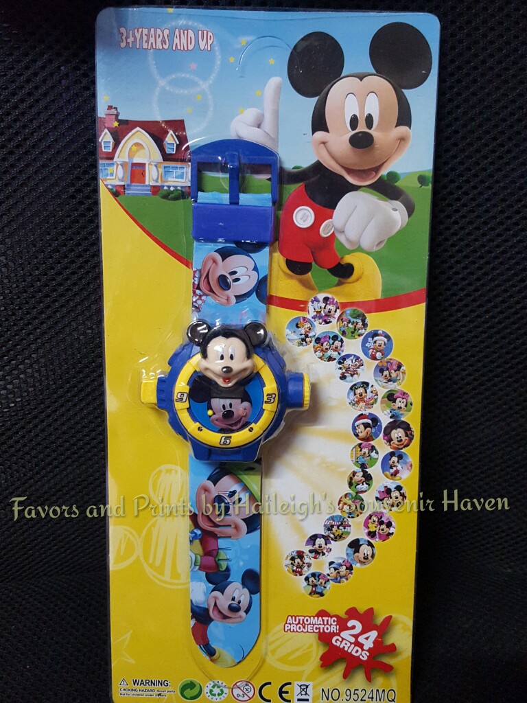 Mickey Mouse Watch (Projector)