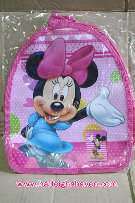 Minnie Mouse Backpack (Small)