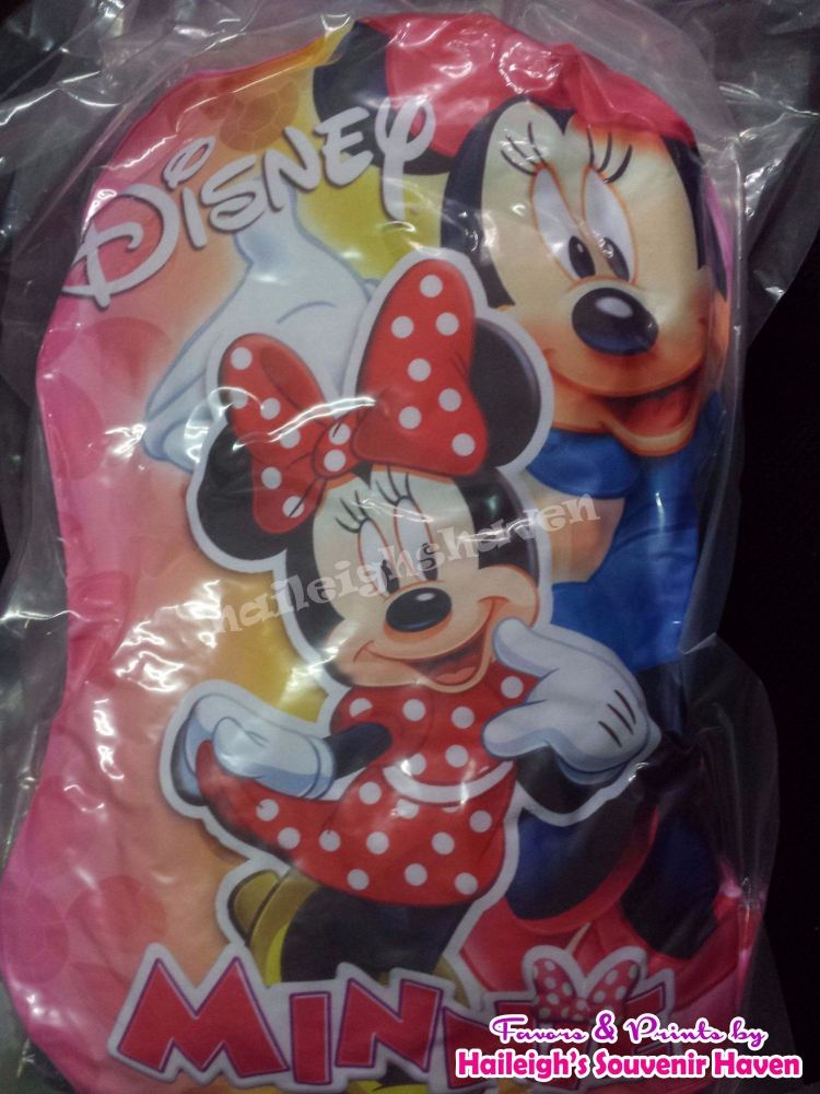 Minnie Mouse Vacuum Pillow