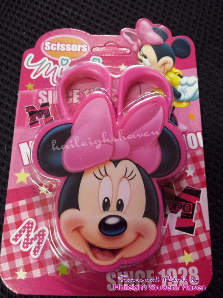 Minnie Mouse Scissors (Pink)