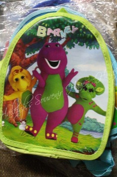 BACKPACK: BARNEY (Small)
