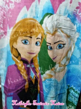 BATH TOWEL: DISNEY FROZEN