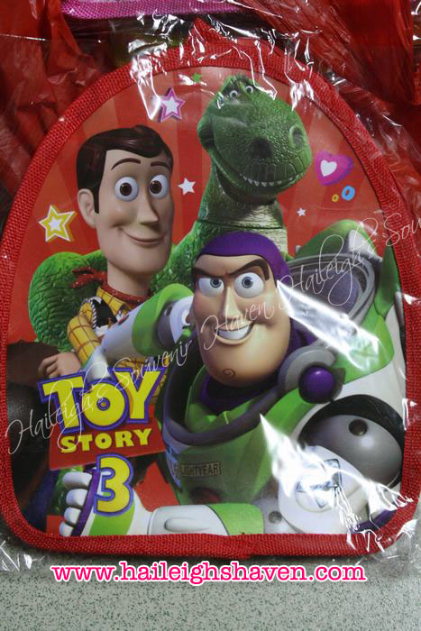 Toy Story Backpack (Small)