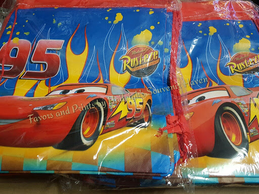 Disney Cars Drawstring Bag (Big)