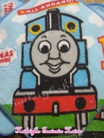 FACE TOWEL (12s): THOMAS THE TRAIN