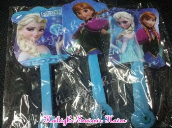 FOLDING FAN (12s): DISNEY FROZEN