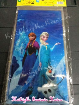 LOOT BAGS (LONG, NO HANDLE): DISNEY FROZEN