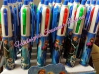 MULTICOLOR INK PEN (12s): DISNEY FROZEN
