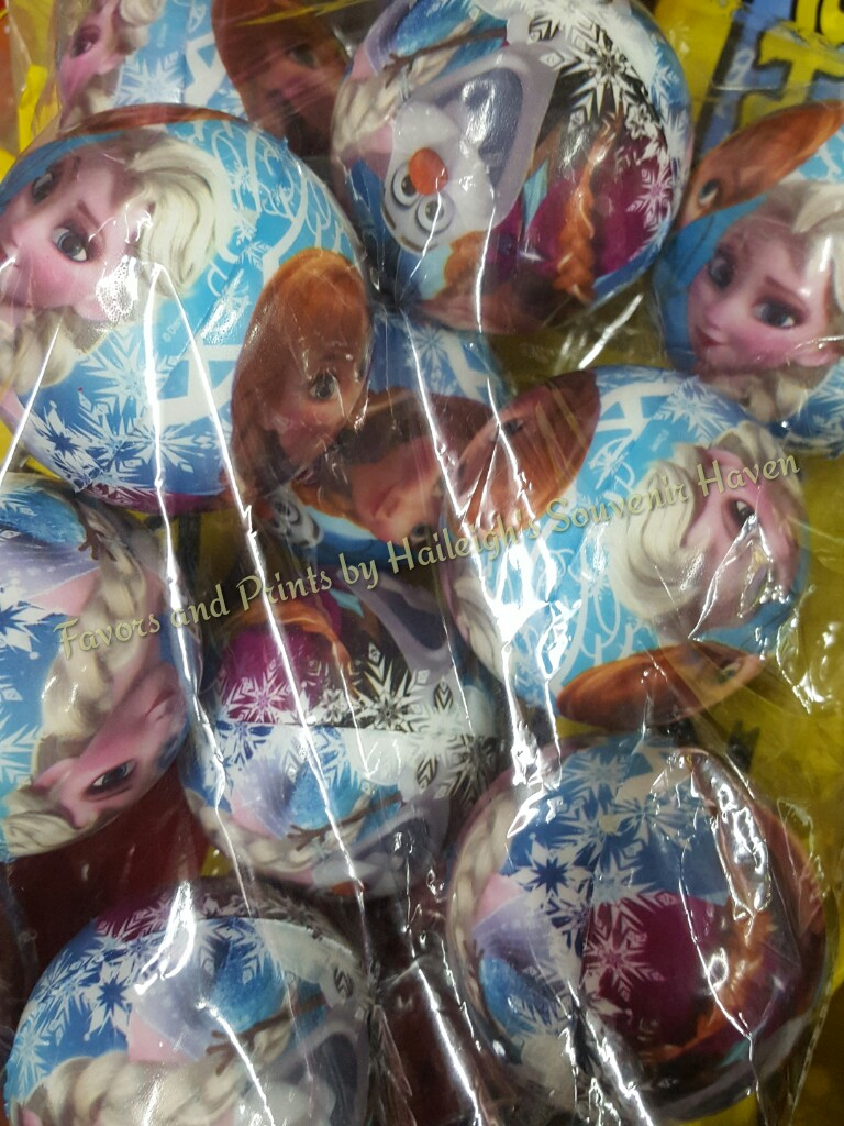Disney Frozen Stress Balls