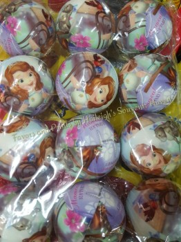 STRESS BALLS (12s): SOFIA THE FIRST