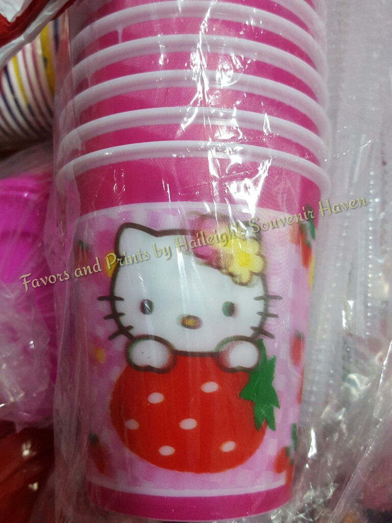 Hello Kitty Hologram Tumbler