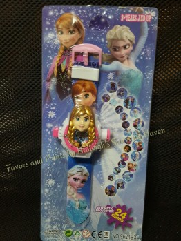 WATCH (Projector): DISNEY FROZEN