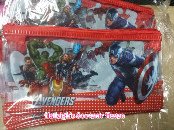 PENCIL CASE (12s, Regular): AVENGERS