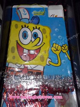 Pinata (SPONGEBOB, Foldable)