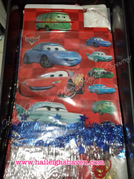 PINATA (DISNEY CARS, Foldable)